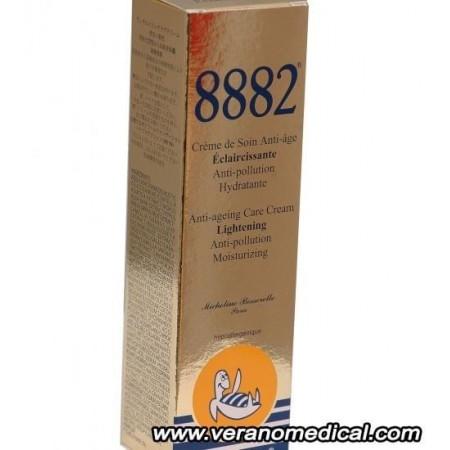 Crème de Soin 8882 anti-âge, éclaircissante