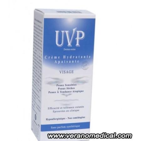 UVP crème hydratante apaisante visage 50 ml