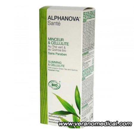 Minceur et Anti cellulite au thé vert et quinoa bio – 150ml
