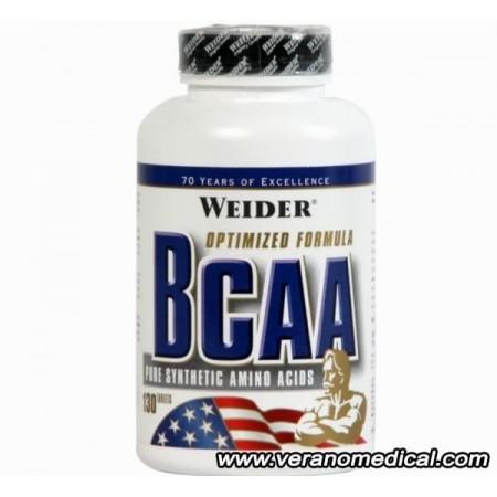 Weider BCAA 130 Capsules