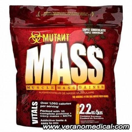 Mutant mass 2,2kg
