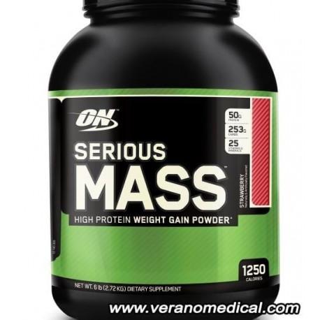 Serious Mass 2,7kg