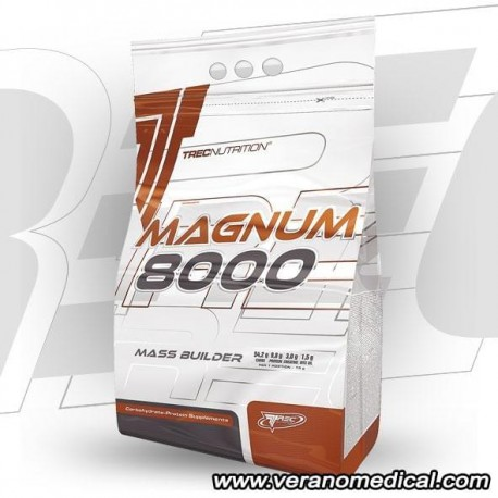 MASS MAGNUM 8000 Trec Nutrition 4 KG