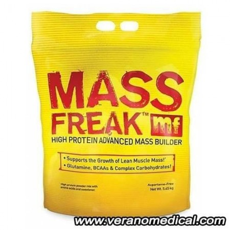 Mass freak 5.45kg PHARMAFREAK