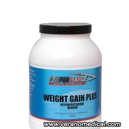 weight gainer performance nutrition Banane 1,1kg