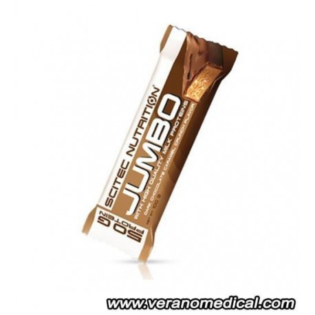 Barre Proteine Chocolat JUMBO