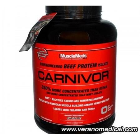 Carnivor 1,8 kg boeuf MuscleMeds