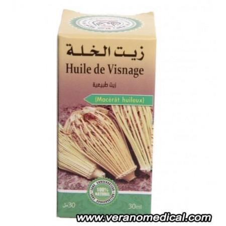Huile de VISNAGE (30 ml)