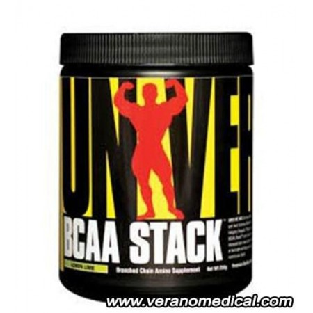 Bcaa stack citron 1kg  d'UNIVERSAL NUTRITION