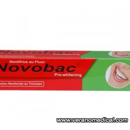 Dentifrice au fluor NOVOBAC