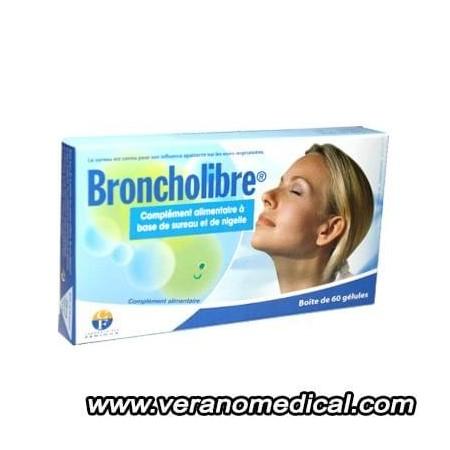 Broncholibre (boite de 60 gelules)