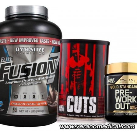 pack masse musculaire extra sache